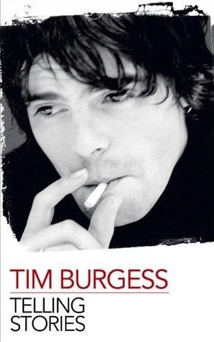 Tim Burgess – Telling stories