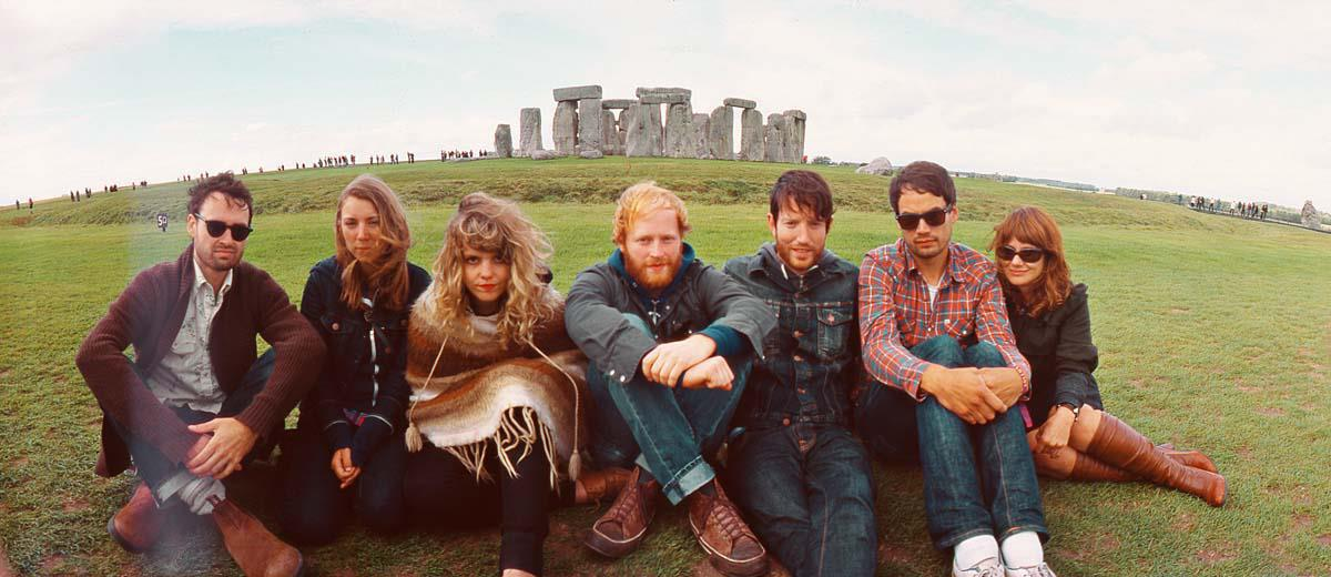 Canada's Slow Down, Molasses in Cardiff next Monday! Win Tickets!