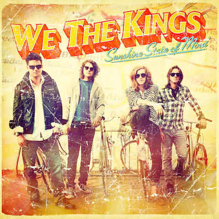 We The Kings – Sunshine State Of Mind (S-Curve Records)