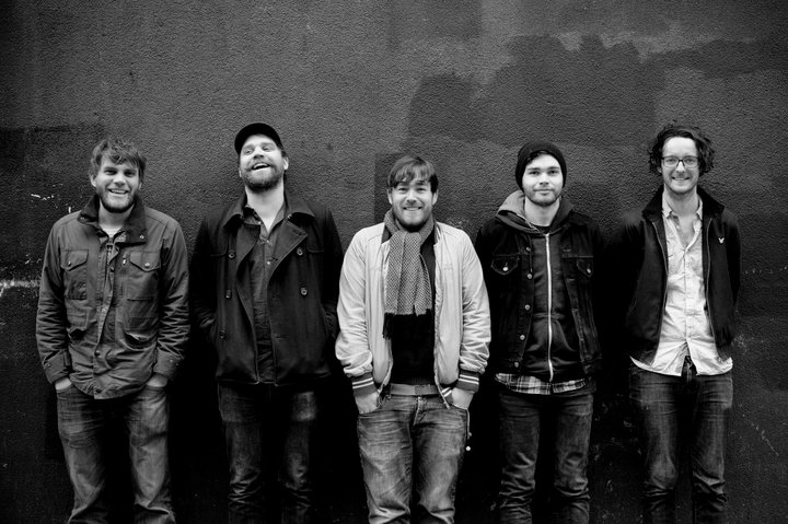 Frightened Rabbit announce new EP 'Late March, Death March' & Support The National