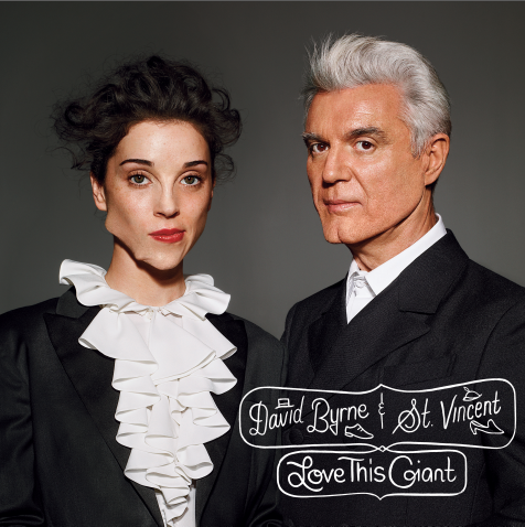 David Byrne & St. Vincent premiere 'Weekend in the Dust'