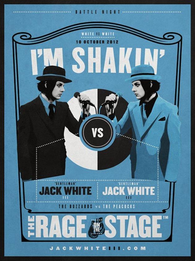 VIDEO: Jack White – I'm Shakin'