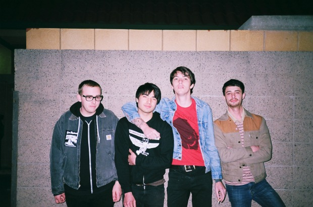 Joyce Manor/Apologies, I Have None, Bangers, Gnarwolves The Old Blue Last – 28/09.2012