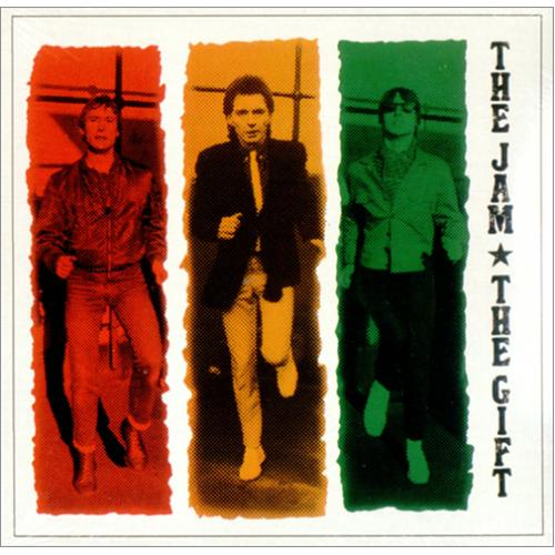 The Jam 'The Gift And Beyond…' (Universal)