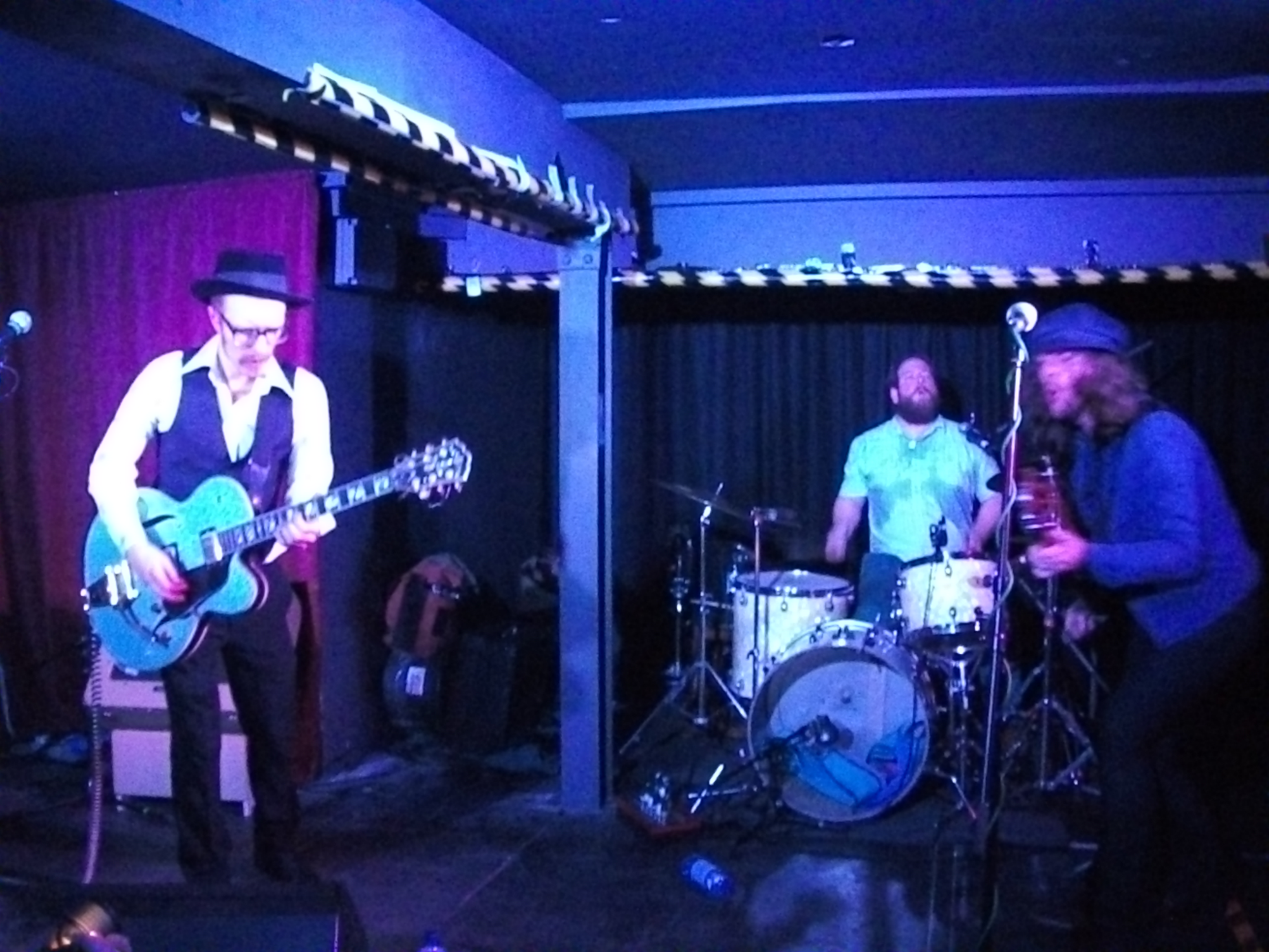 Hidden Masters – Broadcast , Glasgow, 20/12/2012