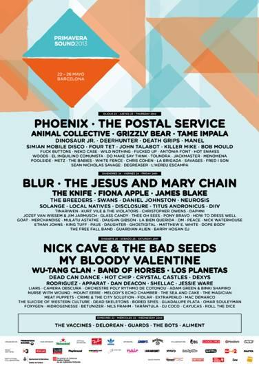 PREVIEW: Primavera Festival