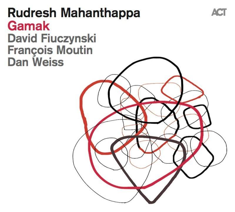 Rudresh Mahanthappa – 'Gamak'  (ACT)