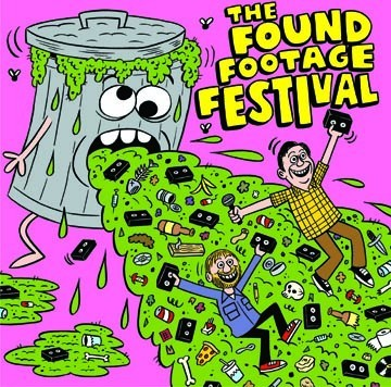 Adjust your tracking for The Found Footage Festival.