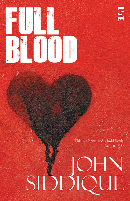 Review – Full Blood by John Siddique