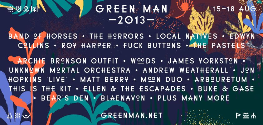 Kings Of Convenience to headline Friday Night at Green Man Fest