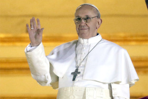 Pope Francis TMF Revue