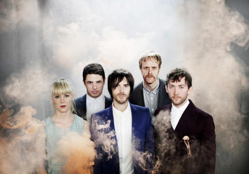 THE GHOSTS – that's the spirit (of 21st Century Pop). SXSW then Global, live plus new album this year!