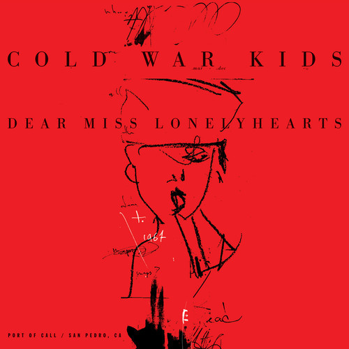 Cold War Kids – Dear Miss Lonely Hearts (Downtown Records)