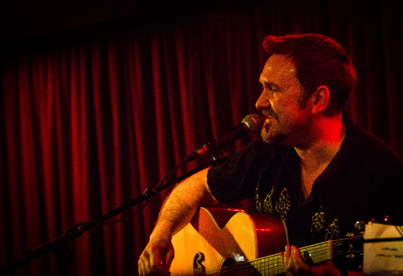 Andy Cairns, an acoustic evening. The Bordeline – 18th May 2013