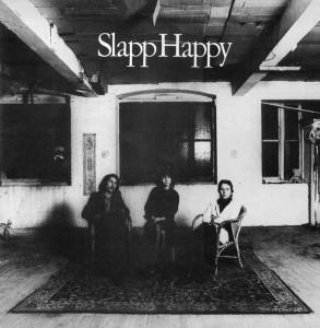 Slapp Happy Self-Titled LP cover