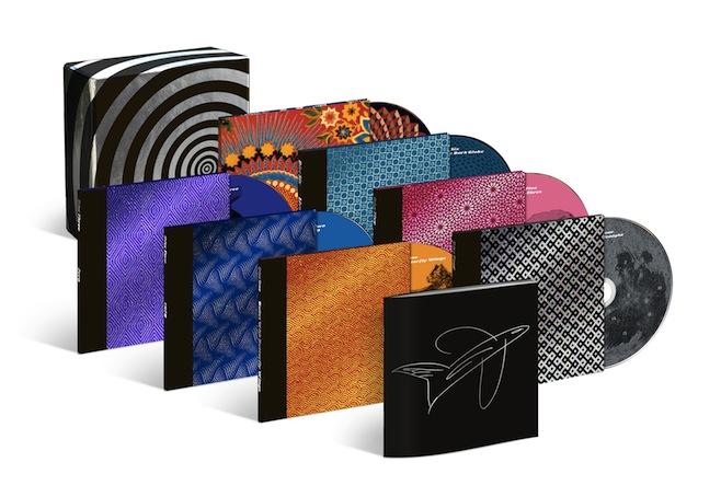 "The Smashing Pumpkins release 5-LP vinyl box set of album ""The Aeroplane Flies High"""
