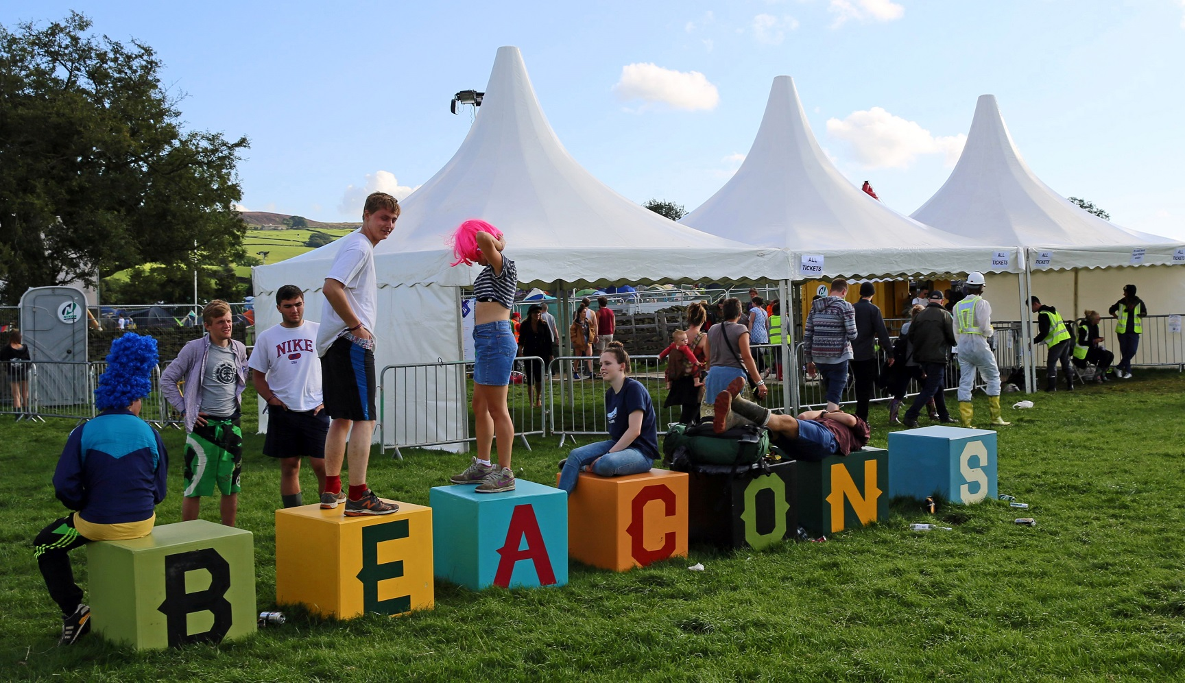 Beacons Festival – 16th to 18th August 2013