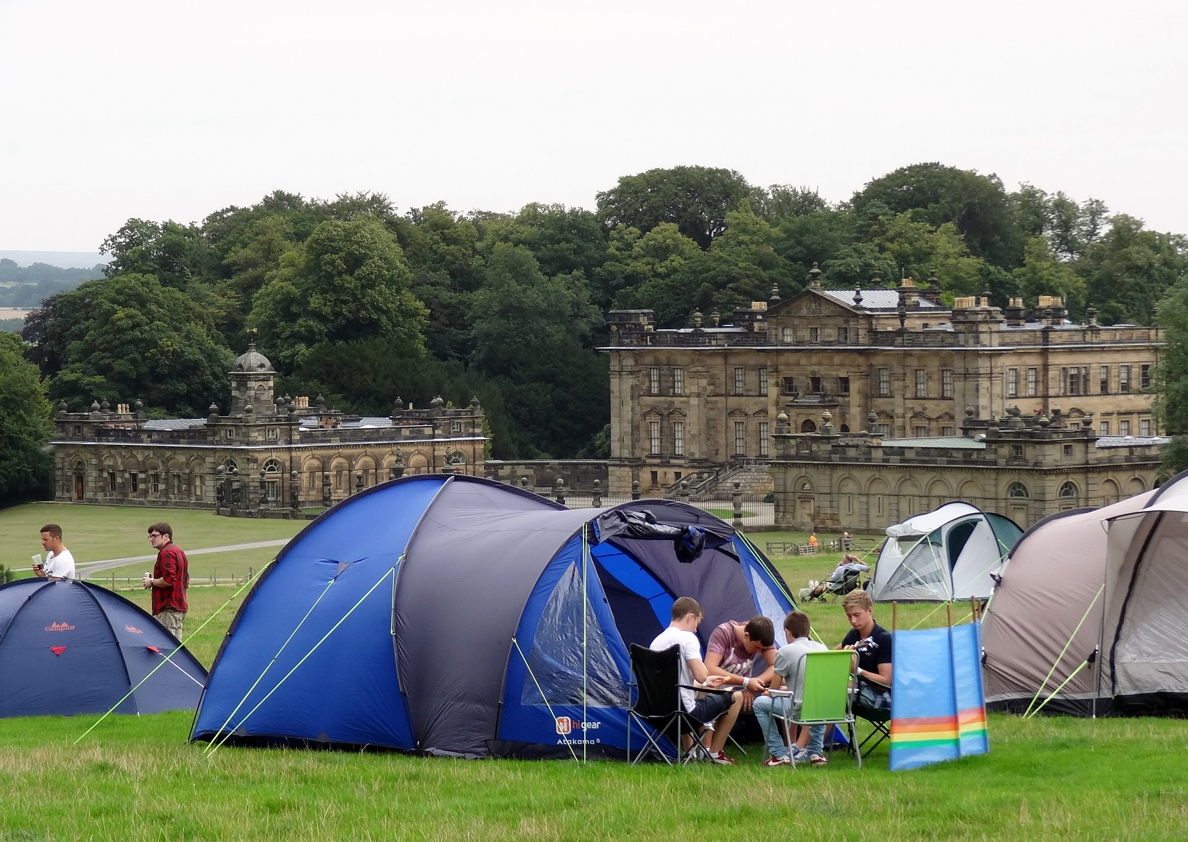 Galtres Parklands Festival – 23rd to 25th August 2013