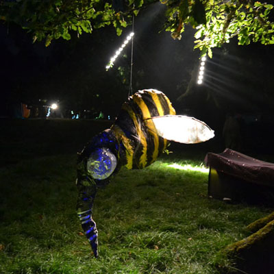 Doune The Rabbit Hole Festival 22nd to 25th August 2013