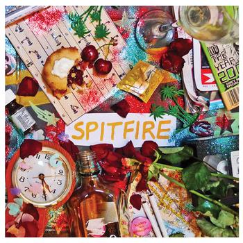 Jonny Cola and the A-Grades – Spitfire (Scratchy Records)