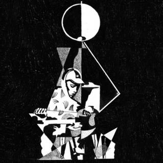King Krule -'Six Feet Under the Moon.' (XL)