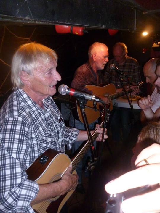 Six Beatles in One Venue – Bestfest 5 (The Pete Best Band, The Quarrymen, The Blackjacks and Lee Curtis), The Casbah, Liverpool, August 2013)