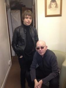 359 Records Launch, Feat. John Lennon McCullagh, Replaced By Robots, Broken Vinyl Club- Mountain Ash Inn,  21st Of September 2013