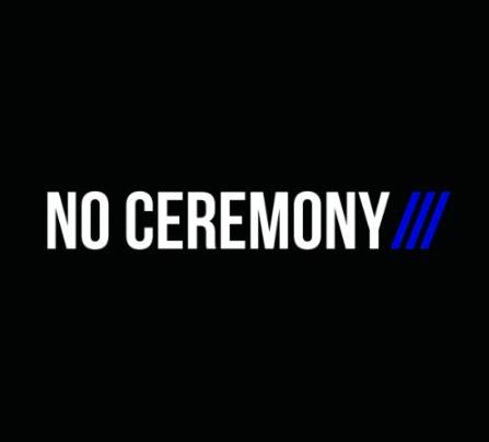 NO CEREMONY/// – 'NO CEREMONY///' (NOC/// Records)