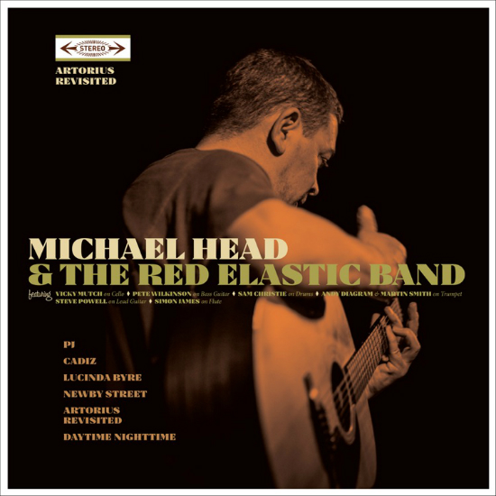 Michael Head & The Red Elastic Band – Artorius Revisited EP (Violette Records)