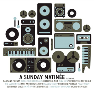 """Matinee Recordings Compilation – """"A Sunday Matinee'"""