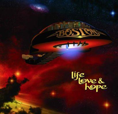 Bummer Album of the Week: Boston – Life, Love & Hope
