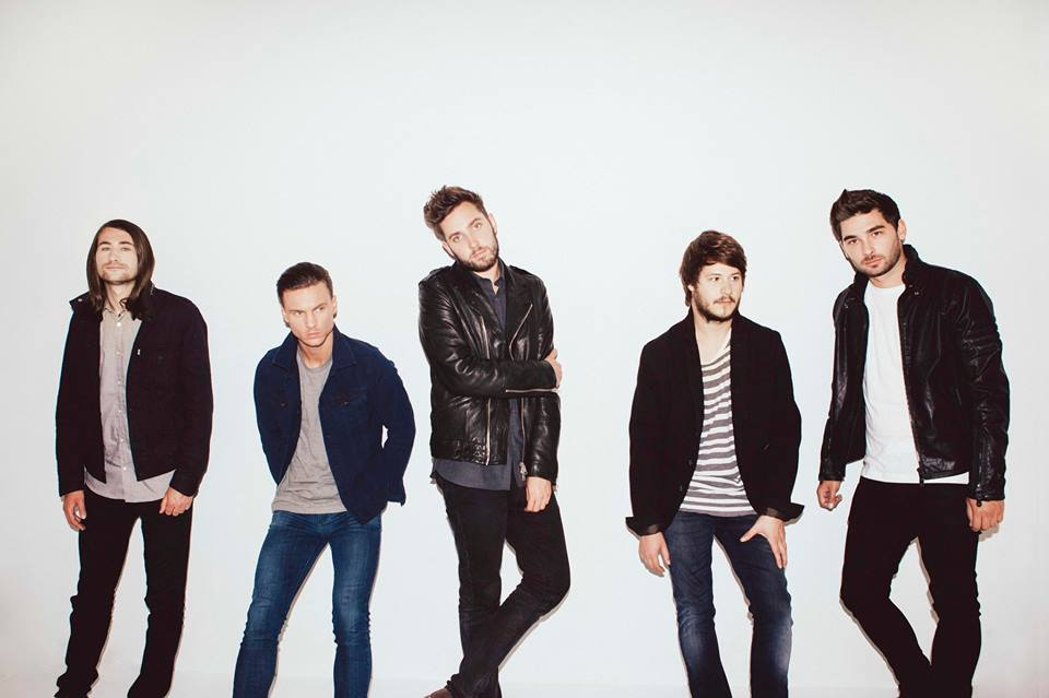 You Me At Six – New 'Cold Night' EP Release