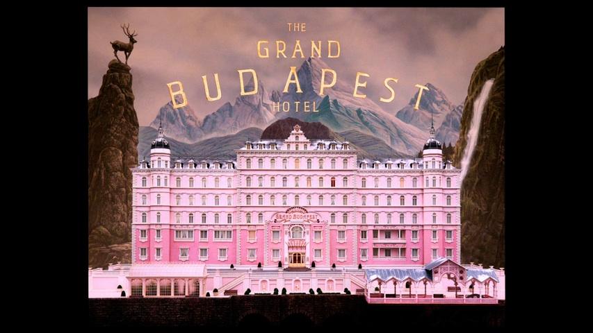 Review – Grand Budapest Hotel