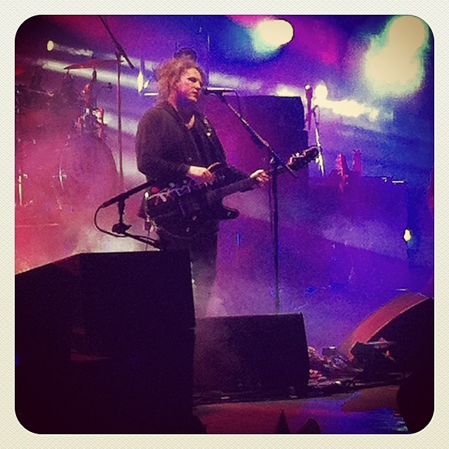 The Cure @ Royal Albert Hall for Teenage Cancer Trust 29th of March 2014