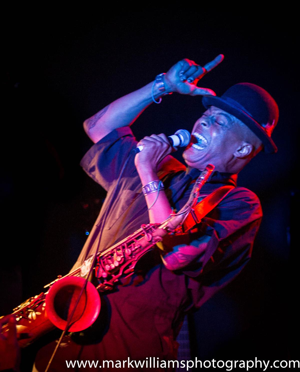 Fishbone, Camden Underworld, 23/05/14
