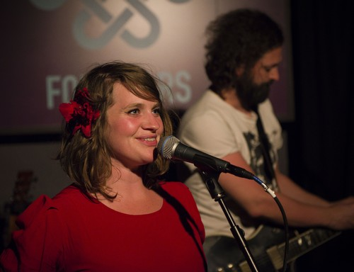 Polly And The Billets Doux – Four Bars at Dempseys, Cardiff, 17 May 2014