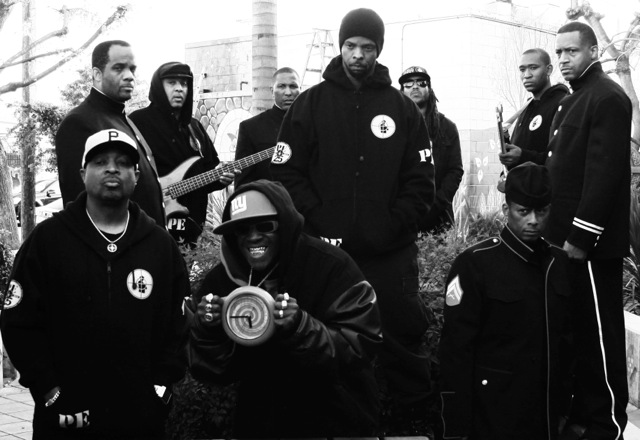 PUBLIC ENEMY – Live at the LONDON ELECTRIC, Brixton – Saturday 7th June