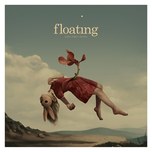 Sleep Party People - Floating digital front cover