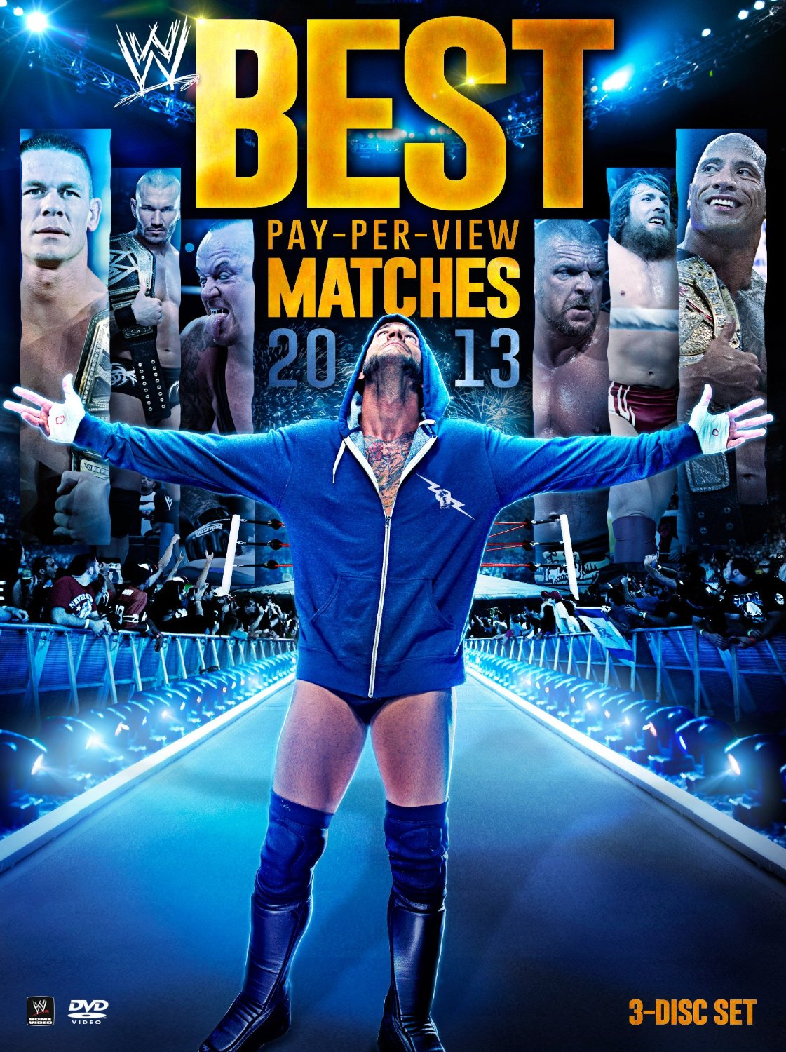 It's Still Real To Me – WWE: BEST PPV Matches 2013