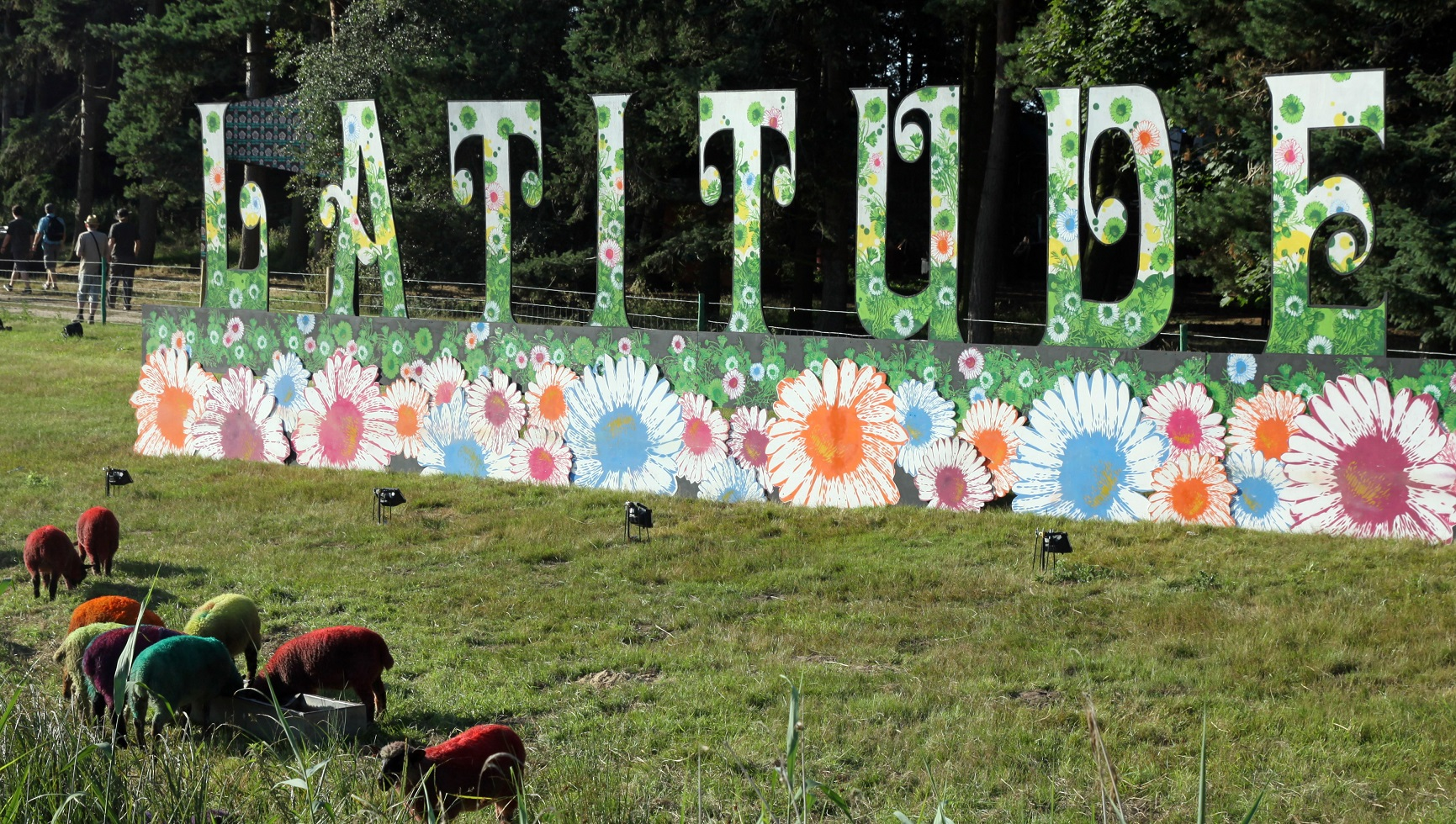 Latitude Festival – Henham Park, Suffolk, 17th to 20th July 2014