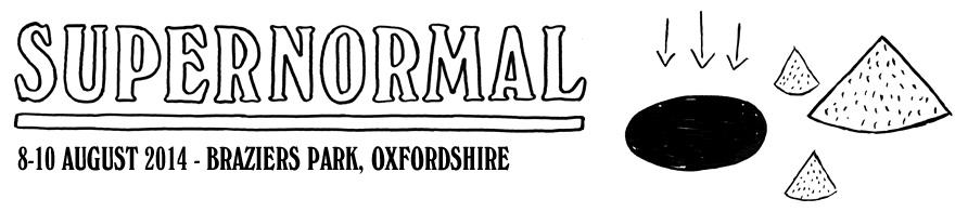 Supernormal Festival 2014