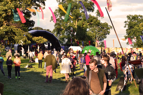 Doune The Rabbit Hole Festival, 22nd to 24th August 2014