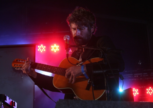 Gruff Rhys & Roger Paez collaboration headlines From Now On 2017