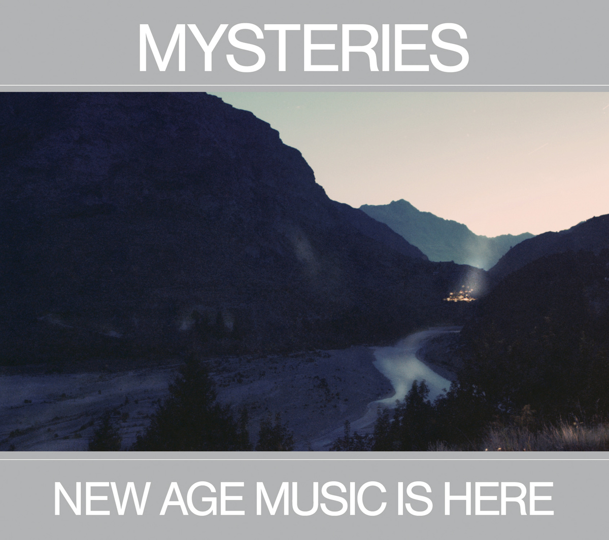 Mysteries – New Age Music Is Here (Felte)