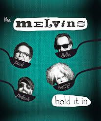 Melvins – 'Hold It In' (Ipecac Recordings)