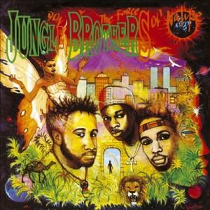 Jungle Brothers 'DBTFON' Dominic Valvona