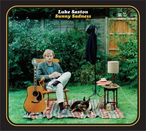 Luke Saxton – Sunny Sadness (Bad Paintings)