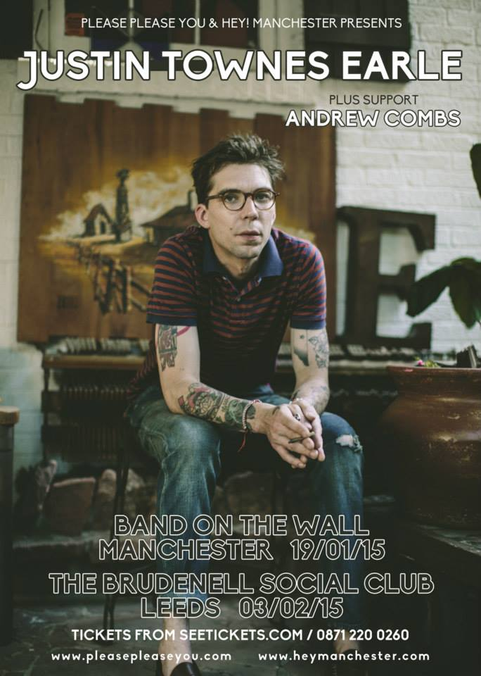 PREVIEW: Justin Townes Earle