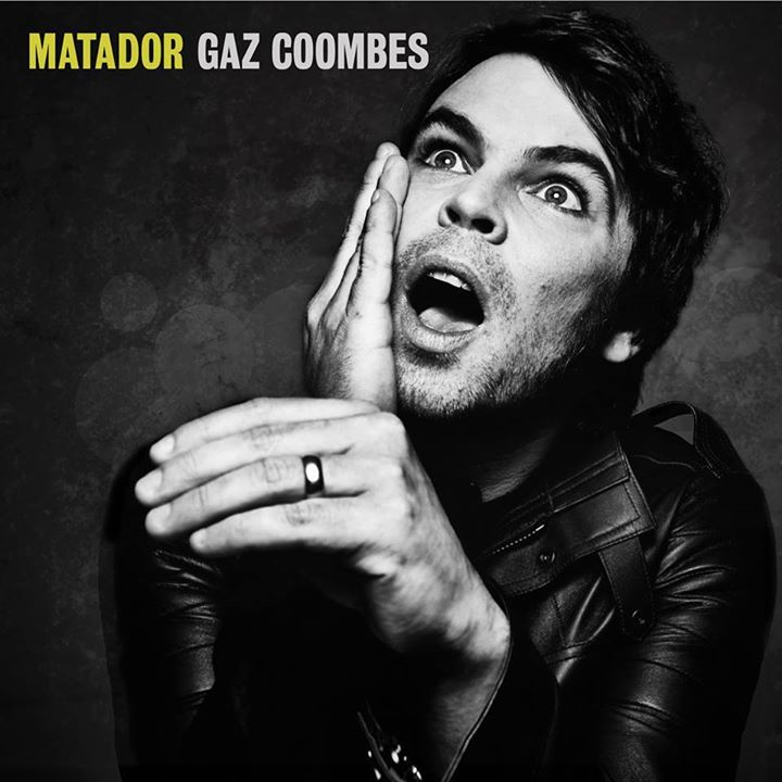 Gaz Coombes – 'Matador' (Hot Fruit Records)