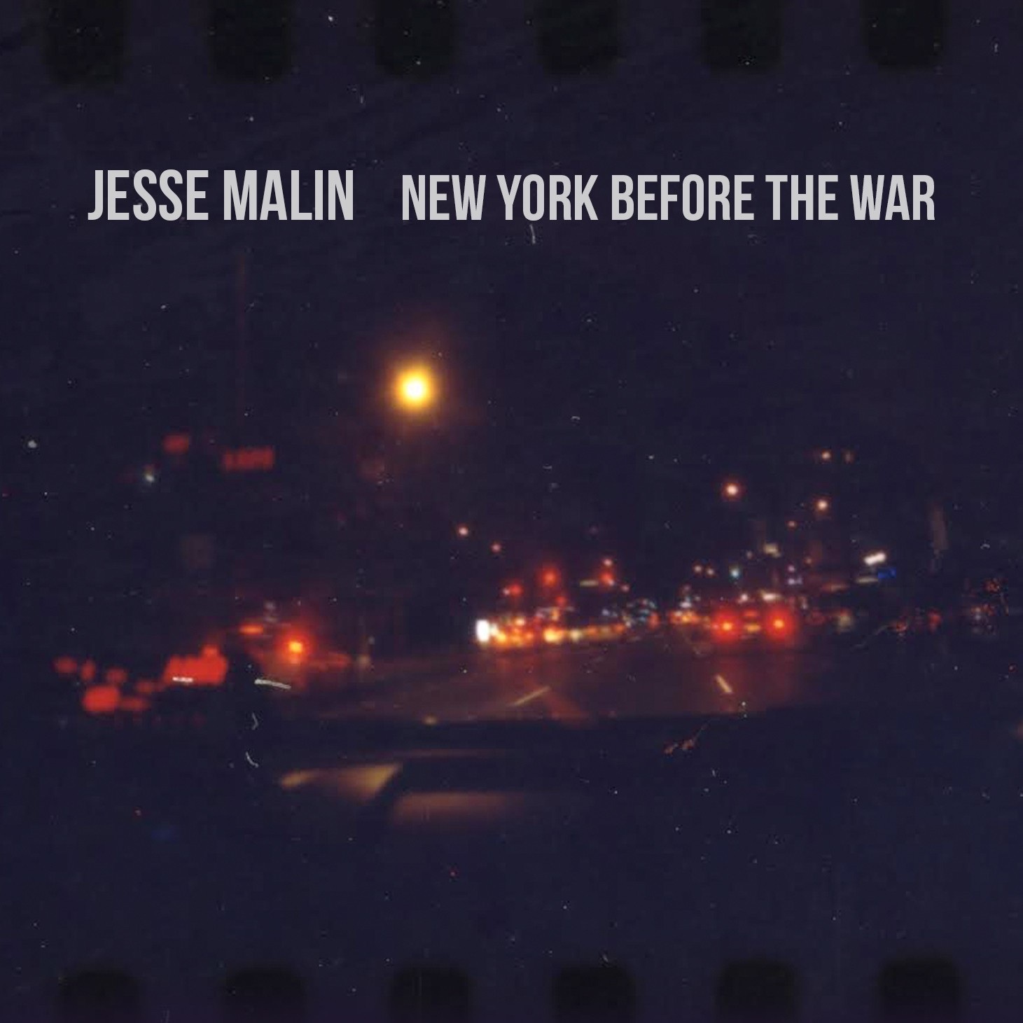 Jesse Malin – New York Before the War (One Little Indian)